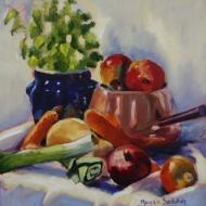 Painting: Still Life 1