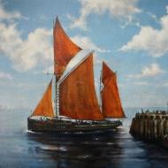 Painting: LT741 Keewaydin