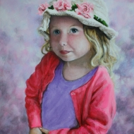 Painting: Lilly Mae