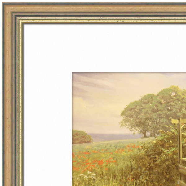 Picture Frame - Moulded Wood