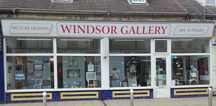Windsor Gallery, Lowestoft, Suffolk