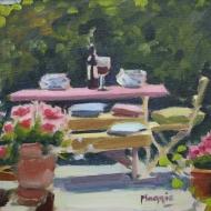 Painting: Lorenzo's Wine