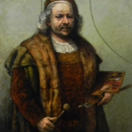 Painting: Rembrandt