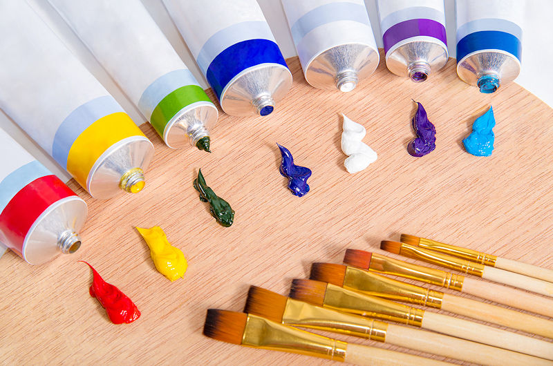 Art Supplies in Lowestoft, Suffolk
