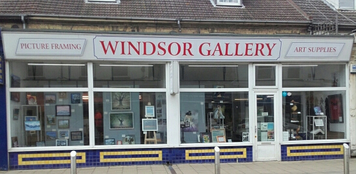 Windsor Gallery, Lowestoft, Suffolk